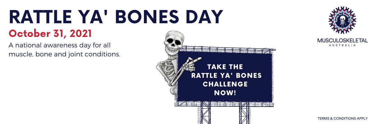 Rattle Ya' Bones Day